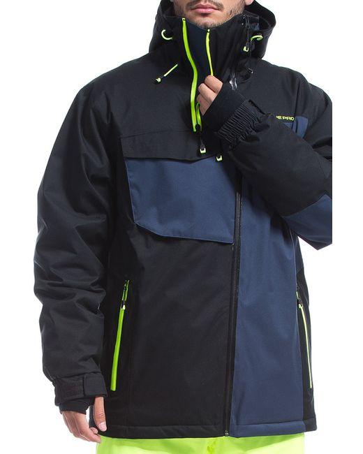 AlpinePRO | Мужская Чёрная Куртка