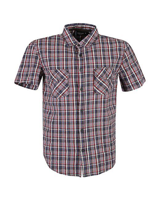 Finn Flare   Мужская Многоцветная Рубашка