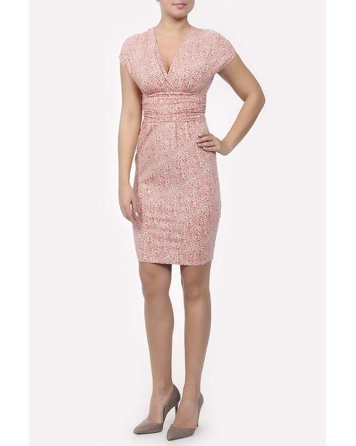L.K. Bennett London | Женское Красное Платье