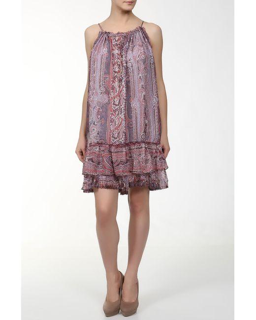 Isabel Marant | Женское Многоцветное Платье