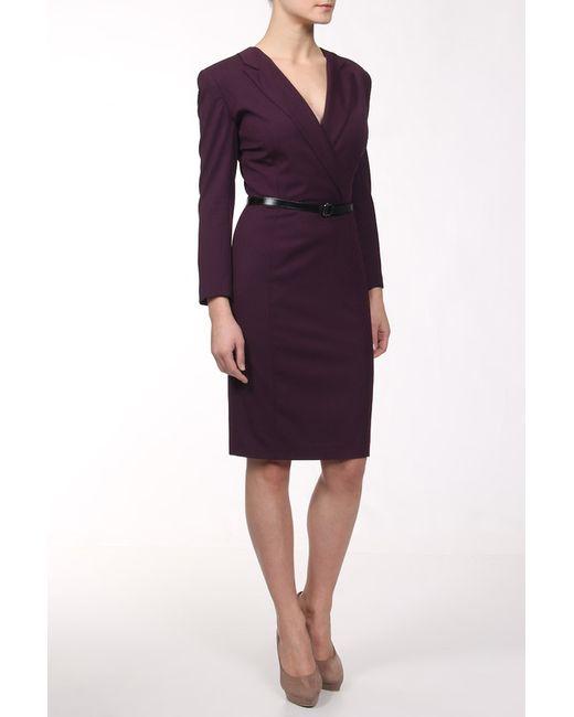 Bgn | Женское Фиолетовое Платье