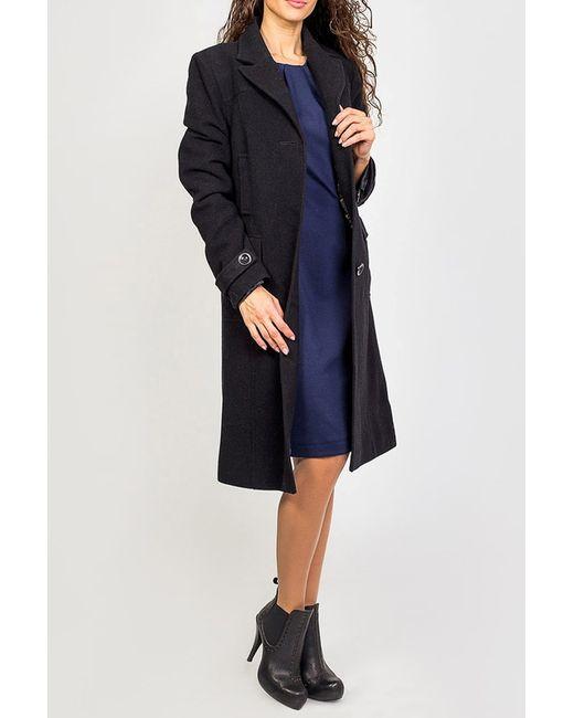 Stella Di Mare   Женское Чёрное Пальто