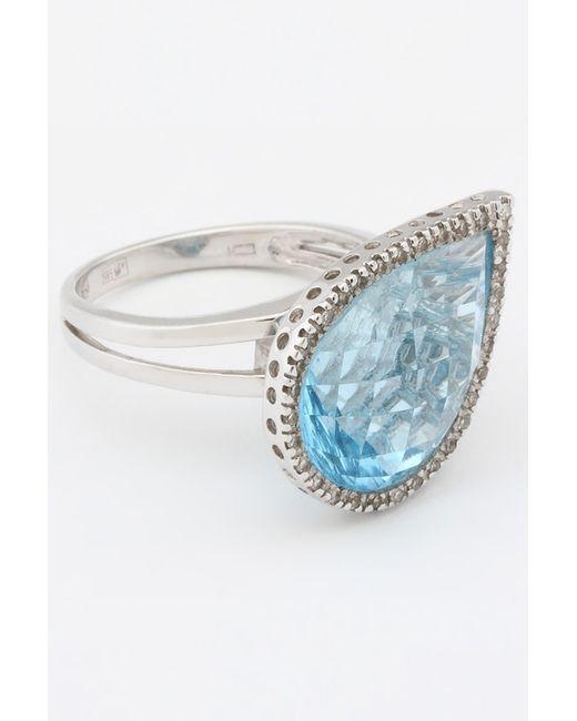 Magic Diamonds   Женское Белое Кольцо