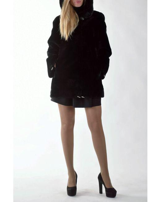 Меховая фабрика Bagiroff   Женская Чёрная Куртка