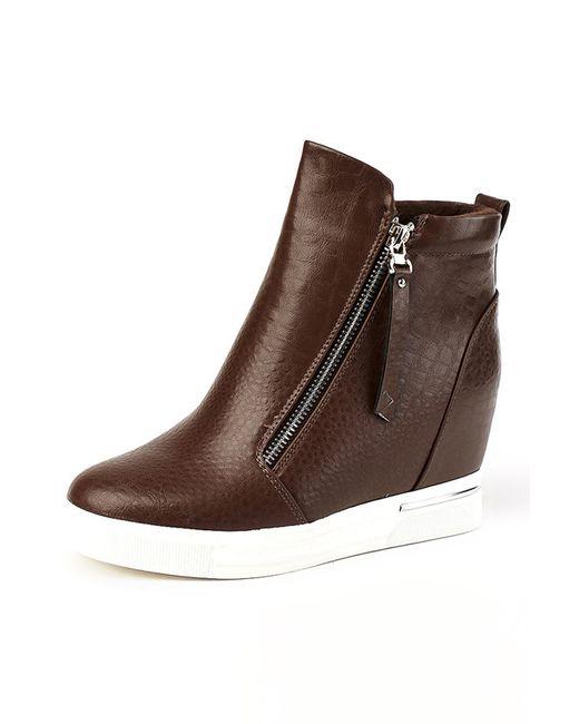Vita Ricca | Женские Коричневые Ботинки