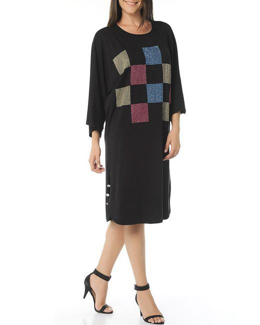 Gullietta Fashion | Женское Чёрное Платье