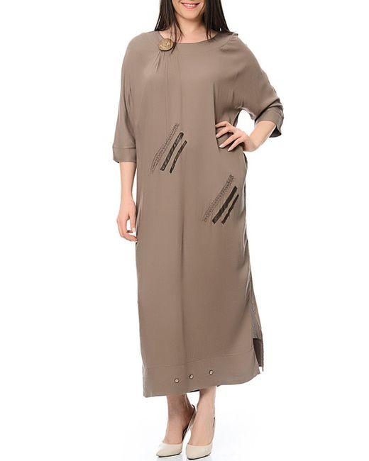 Gullietta Fashion | Женское Золотое Платье