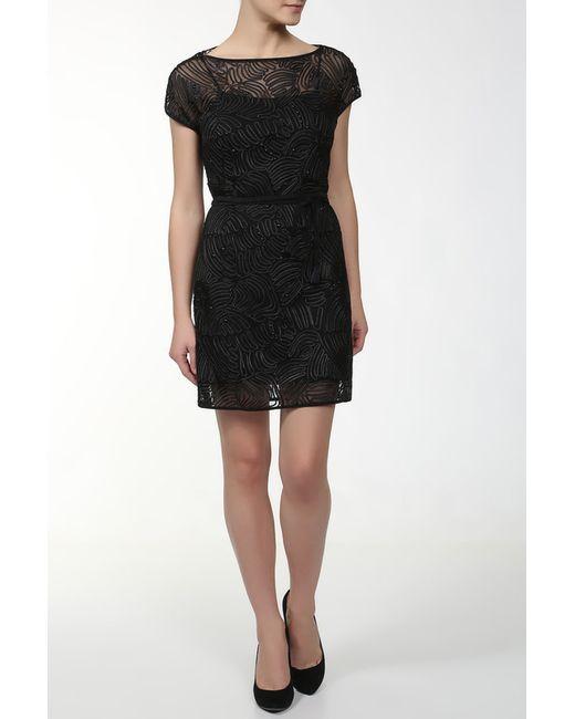 Catherine Malandrino   Женское Чёрное Платье 2 Предмета