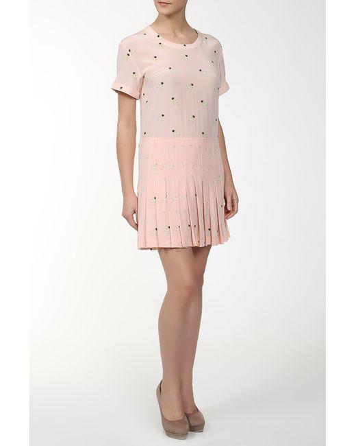Sea Ny | Женское Розовое Платье