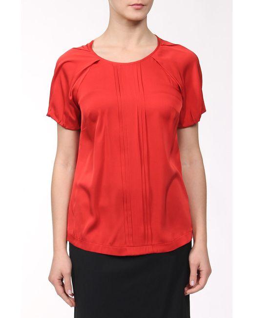 Bgn | Женская Красная Блуза