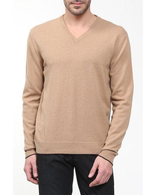 Zanone | Мужской Многоцветный Пуловер Вязаный