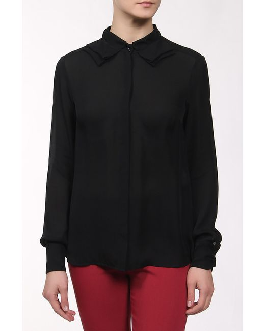 Bgn | Женская Чёрная Рубашка
