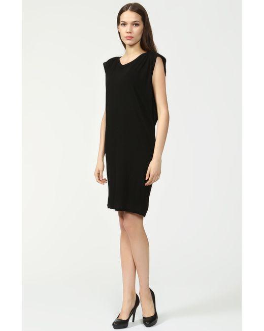 Clu   Женское Чёрное Платье
