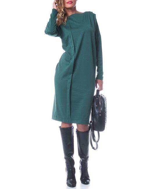 Evercode   Женское Зелёное Платье