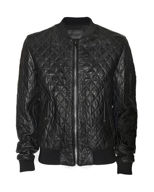 Dolce & Gabbana | Мужская Чёрная Куртка