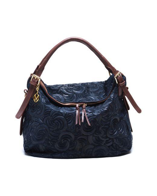 MANGOTTI BAGS | Женская Синяя Сумка