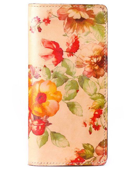 Кажан Style   Женское Многоцветное Портмоне