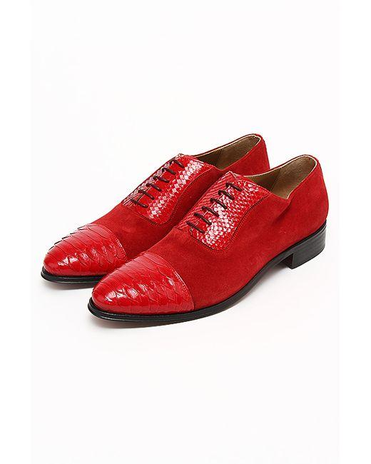 Bouton | Мужские Красные Туфли
