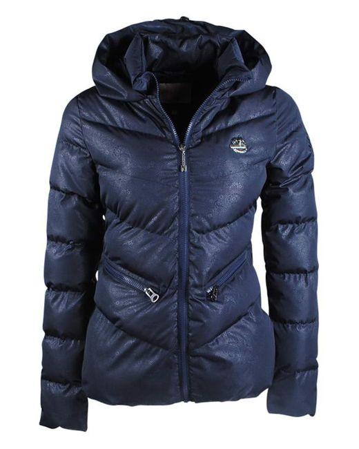 Nickelson | Женская Синяя Куртка