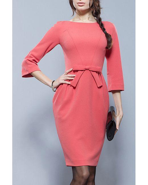 BGL   Женское Красное Платье