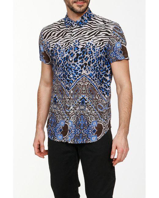 Etro   Мужская Многоцветная Рубашка