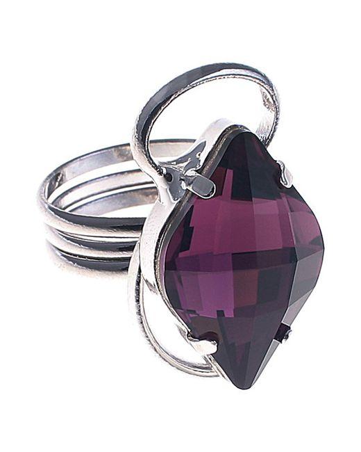 Malu   Женское Фиолетовое Кольцо