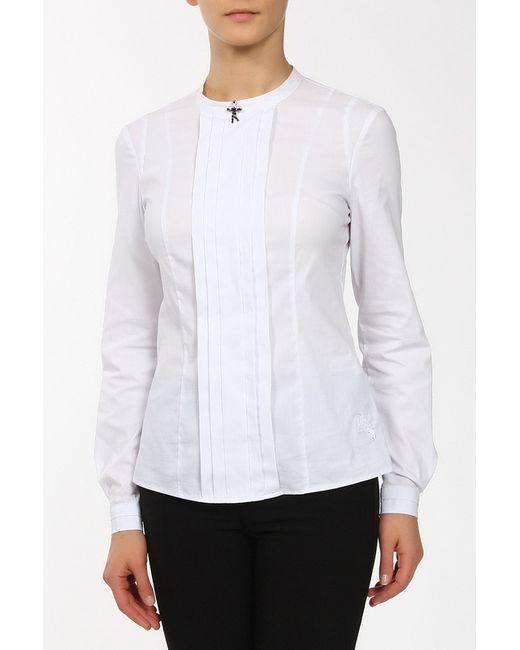 Devur   Женская Белая Блузка