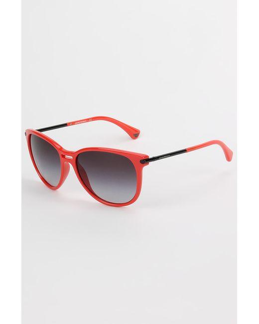 Emporio Armani | Женские Многоцветные Очки Солнцезащитные