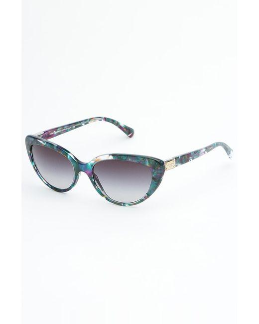 Dolce & Gabbana | Женские Многоцветные Очки Солнцезащитные