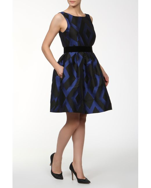 P.A.R.O.S.H. | Женское Синее Платье