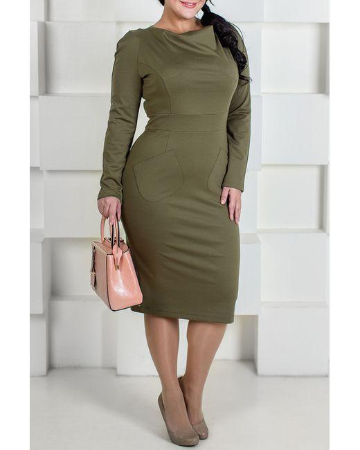 Spicery | Женское Зелёное Платье Дайна