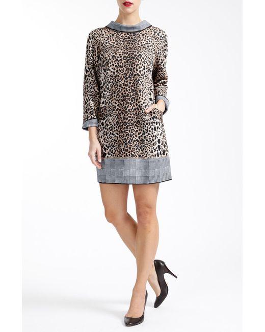 Paola Collection   Женское Коричневое Платье