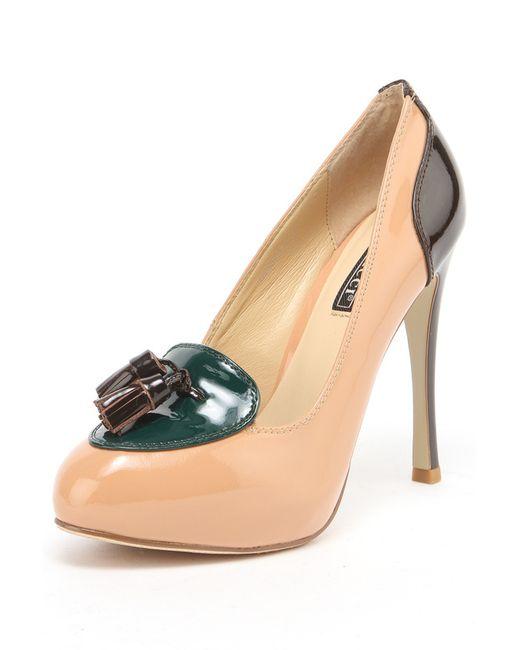 Vitacci | Женские Зелёные Туфли