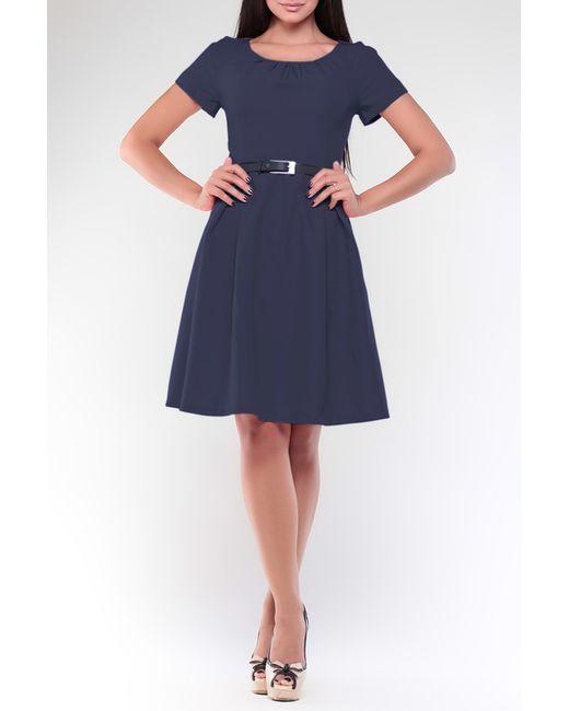 Maurini   Женское Синее Платье