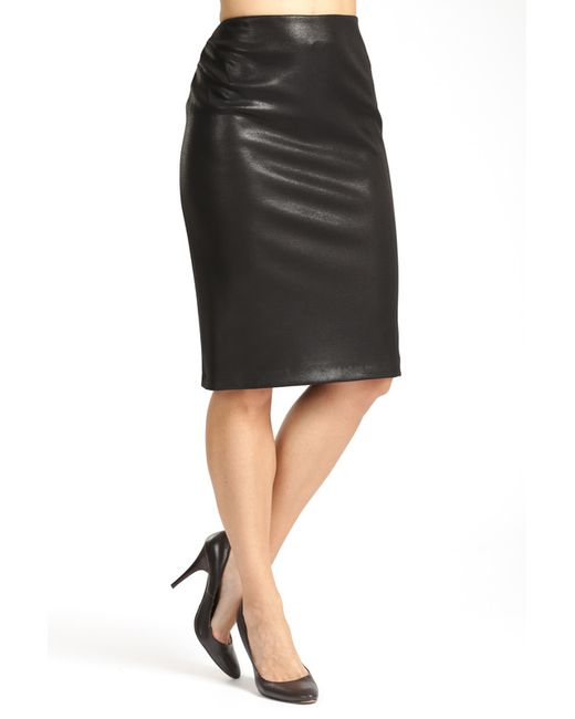 Paola Collection | Женская Чёрная Юбка