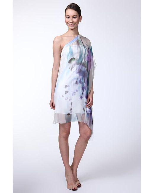 Elie Tahari | Женское Многоцветное Платье