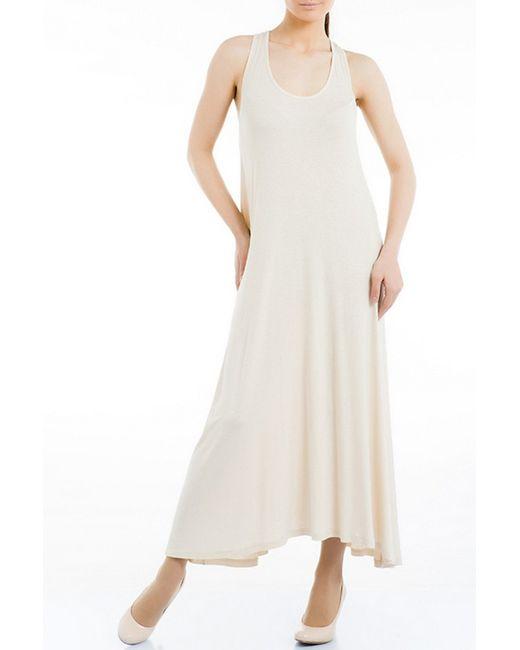 Levall   Женское Бежевое Платье