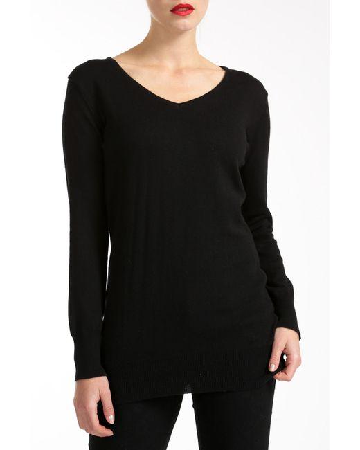 Lea Fashion | Женский Чёрный Свитер