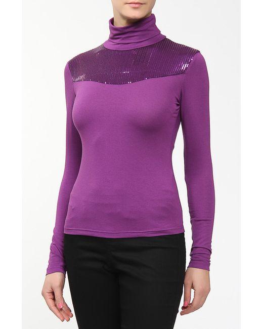 M&L Collection | Женский Фиолетовый Джемпер