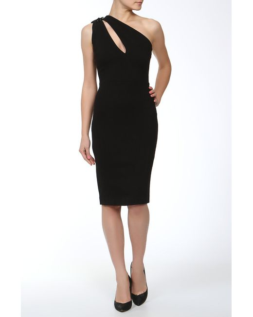 Balmain   Женское Чёрное Платье