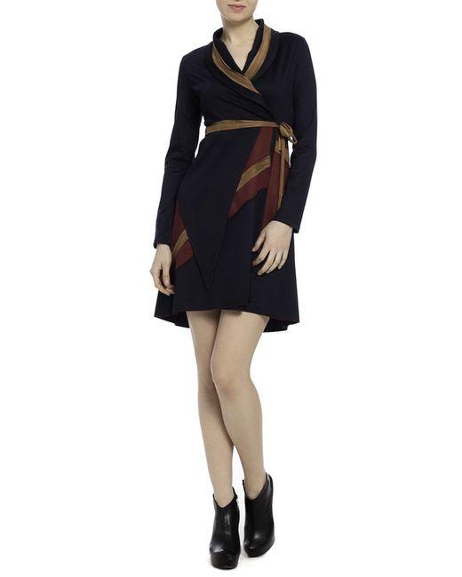 Milanesse | Женское Чёрное Платье
