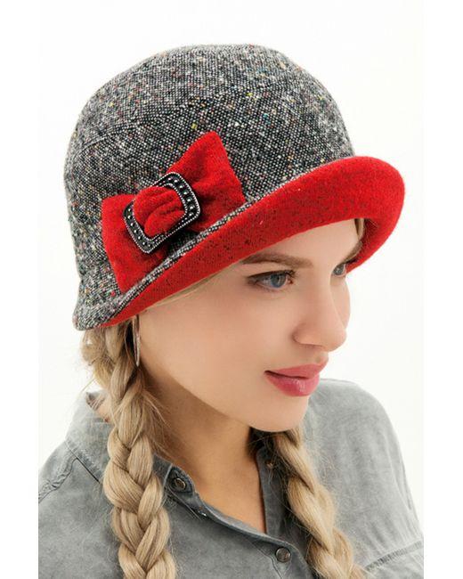 Loricci   Женская Красная Шляпка
