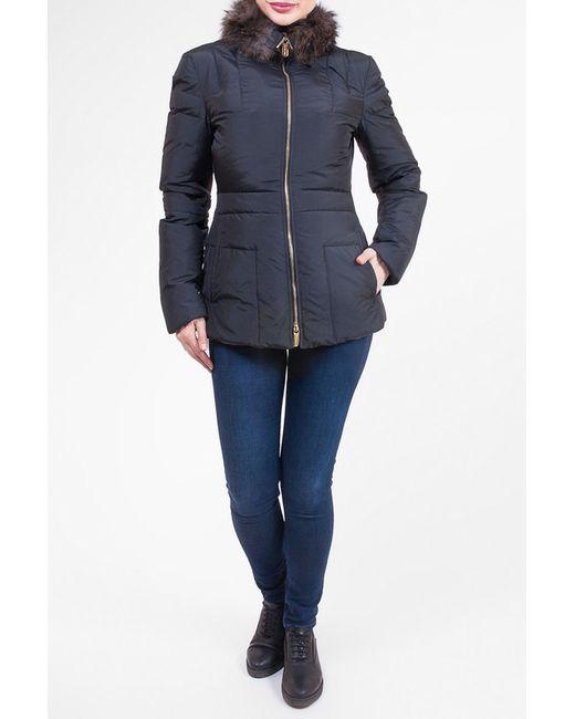 Borbonese   Женская Чёрная Куртка