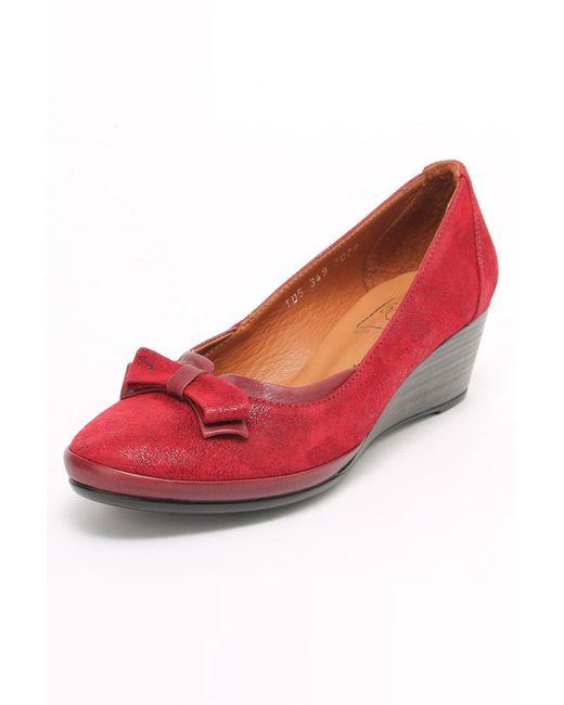 SM SHOESMARKET | Женские Красные Туфли