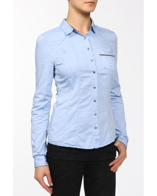 Cropp | Женская Синяя Блузка