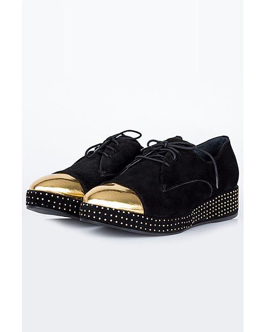 Carrano | Женские Чёрные Ботинки