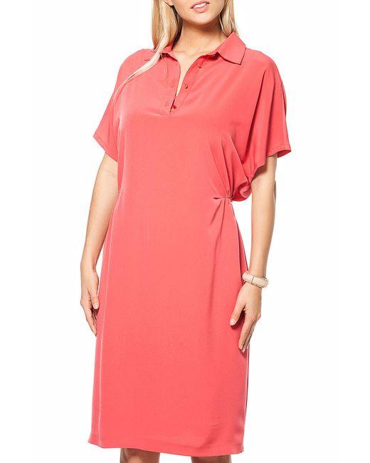 Zedd Plus | Женское Красное Платье
