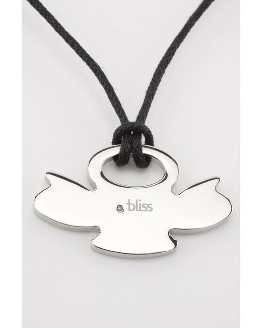 Bliss | Женская Серебряная Подвеска