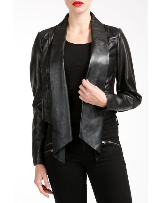 Helium   Женская Чёрная Куртка