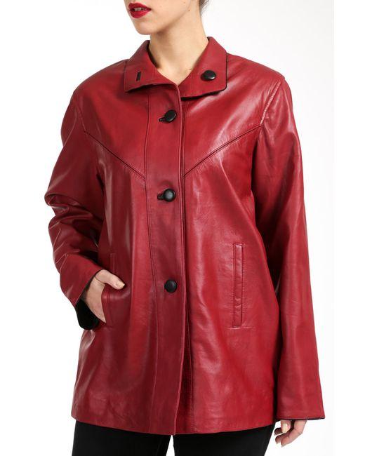 Helium | Женская Красная Куртка
